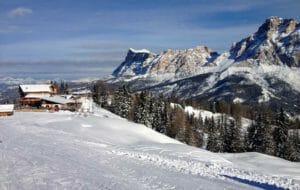 Capodanno in Dolomiti in rifugio