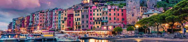 Capodanno in Liguria