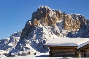 Le Dolomiti in Trentino Alto Adige