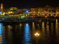 Capodanno a Bari, la città