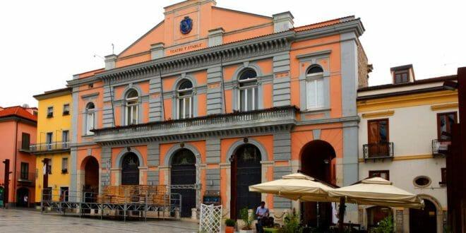 Capodanno a Potenza: Piazza Pagano con il Teatro Stabile