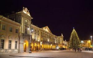 Capodanno a Aosta, la piazza