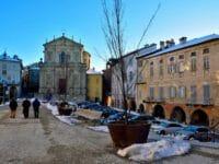 Capodanno a Cuneo, il centro