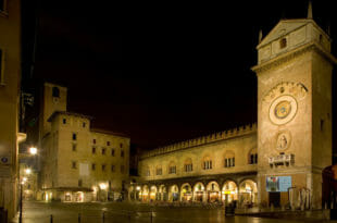 Capodanno a Mantova, la piazza