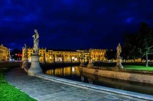 Capodanno a Padova, la piazza
