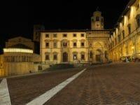 Capodanno a Arezzo, la piazza