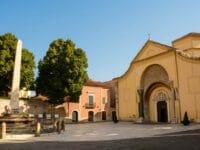 Capodanno a Benevento, la chiesa