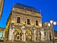 Capodanno a Brescia, il centro