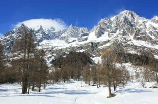 Capodanno a Courmayeur, le piste da sci