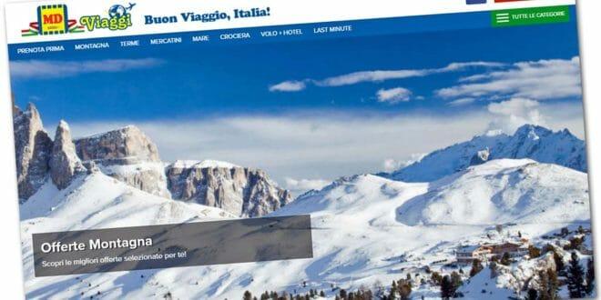 Capodanno con ldmd viaggi offerte terme montagna e for Vacanze nord italia montagna