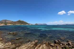 Capodanno a Olbia, la costa