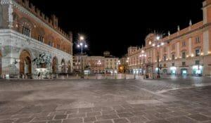 Capodanno a Piacenza, la piazza