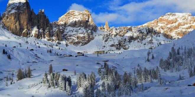 Capodanno nei rifugi di Cortina d'Ampezzo