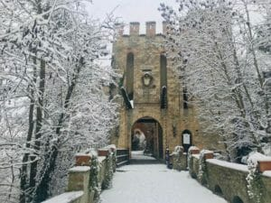 Capodanno Castello Gropparello