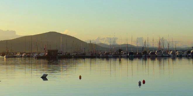 Capodanno a Alghero, il paesaggio naturale