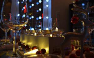 Festeggiamenti di capodanno, a casa