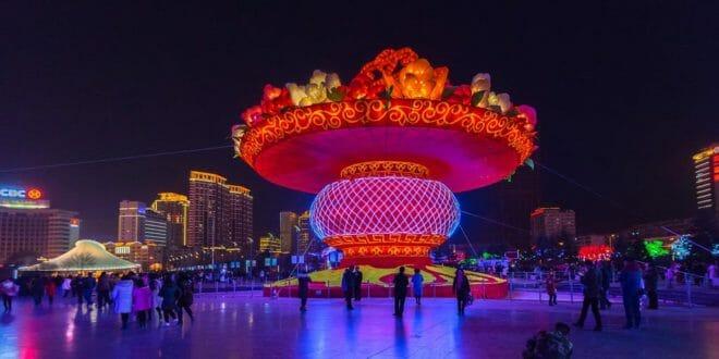 Capodanno Cinese nel mondo
