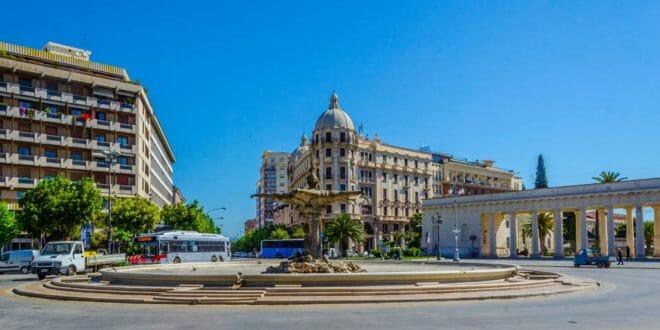 Capodanno a Foggia, il centro città