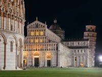 Capodanno a Pisa, la piazza