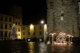 Capodanno a Pistoia, la piazza