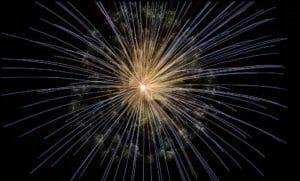 Immagini Capodanno, fuochi d'artificio