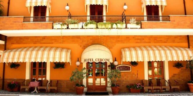 Capodanno a Caramanico Terme, Hotel Cercone