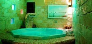 Capodanno Hotel Cercone a Caramanico Terme, la spa