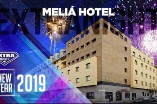 Capodanno all'hotel Melìa di Milano