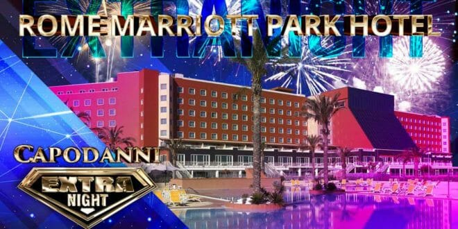 Capodanno Marriott Park Hotel di Roma