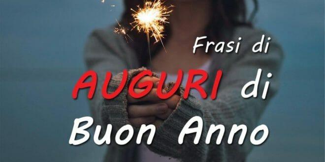 Auguri di Buon Anno!