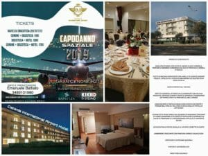 Capodanno 2019 all'hotel International Airport di Catania