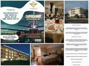 Capodanno 2019 all'hotel International Airport di Catania