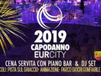 Capodanno all'Eur City di Roma
