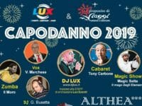 Capodanno all'Hotel Althena