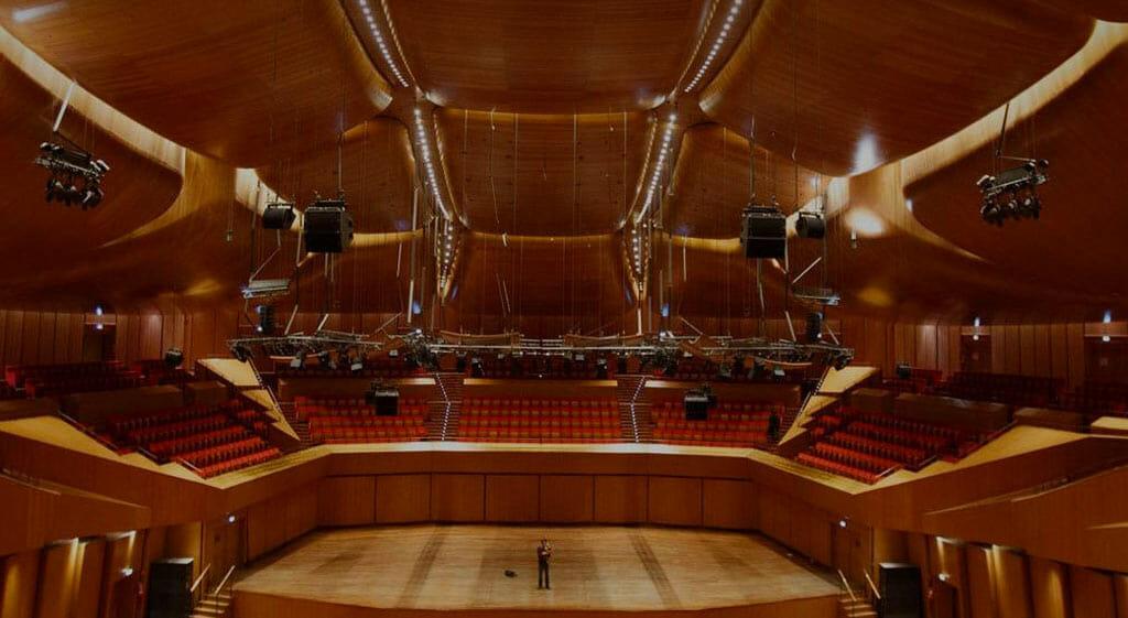 Sale Parco Della Musica Roma : Capodanno allauditorium parco della musica di roma 2020