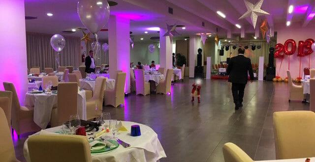 Capodanno All'Althea Palace Hotel Castelvetrano
