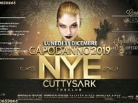 Capodanno Cutty Sark a Pescara