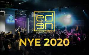 Capodanno discoteca Eden Club