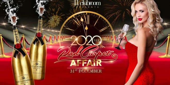 Capodanno Eleven Room Milano