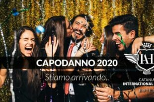 Capodanno all'Internation Airport Hotel Catania