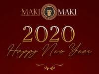 Capodanno Maki Maki Viareggio