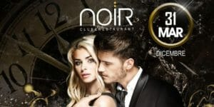 Capodanno Noir Club Lissone