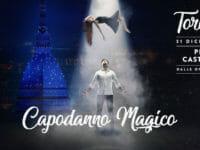 Capodanno Piazza Castello a Torino
