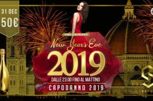 Capodanno Space Club di Firenze