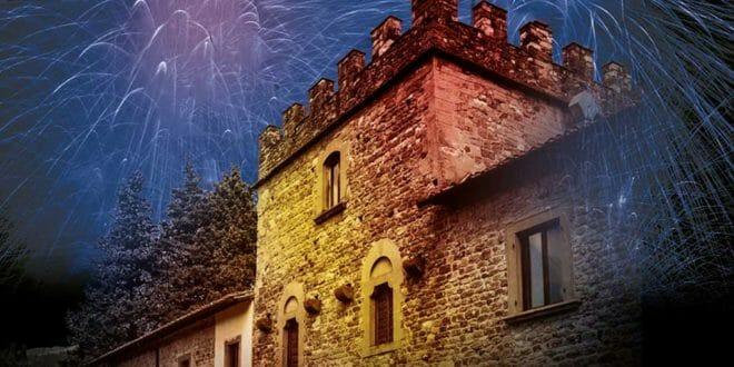 Capodanno al Castello Torre al Sasso, Firenze