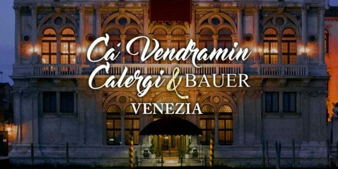Capodanno a Palazzo Caèà Vendramin Calergi By Party Travel