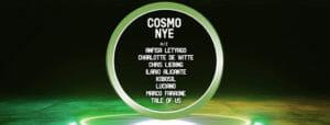Capodanno Cosmo NYE a Roma
