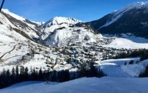 Capodanno a La Thuile, il comprensorio