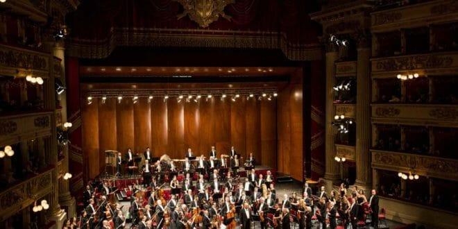 Capodanno al Teatro alla Scala di Milano