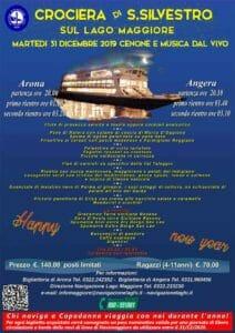 Capodanno minicrociera Lago Maggiore